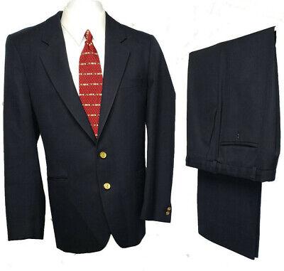 Vintage Yves Saint Laurent 2pc Men's Suit