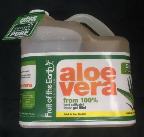 Aloe Vera 100% Hand Cultivated Inner Gel Fillet 99.8% Pure 1