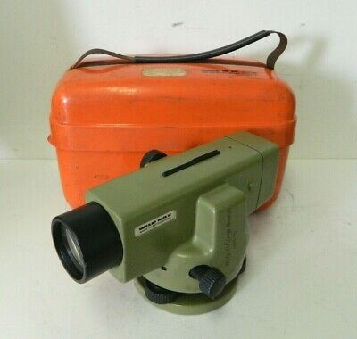 Wild Heerbrugg Leica Na2 Universal Automatic Surveying Precision Level 2