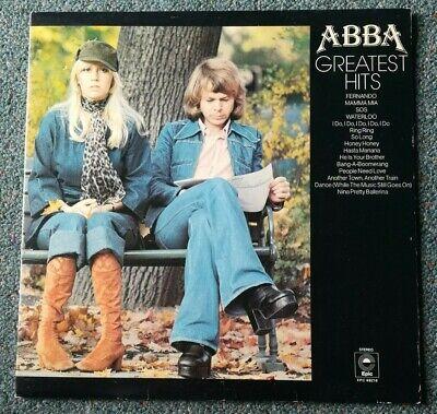 ABBA – Greatest Hits (1975 MINT Vinyl LP)