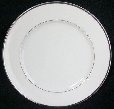"Harmony House China Silver Melody Pattern # 3647 Salad Plate 7 5/8"""