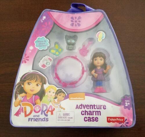 Nickelodeon Dora the Explorer Adventure Charm Case - Bracelet, Charms, Dora Doll