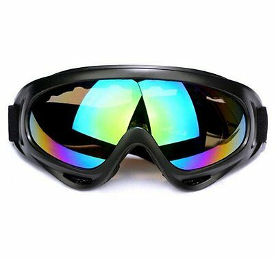 Snow Ski Goggles Men  Anti-fog Lens Snowboard Snowmobile (Ski Goggles Sunglasses For Men)