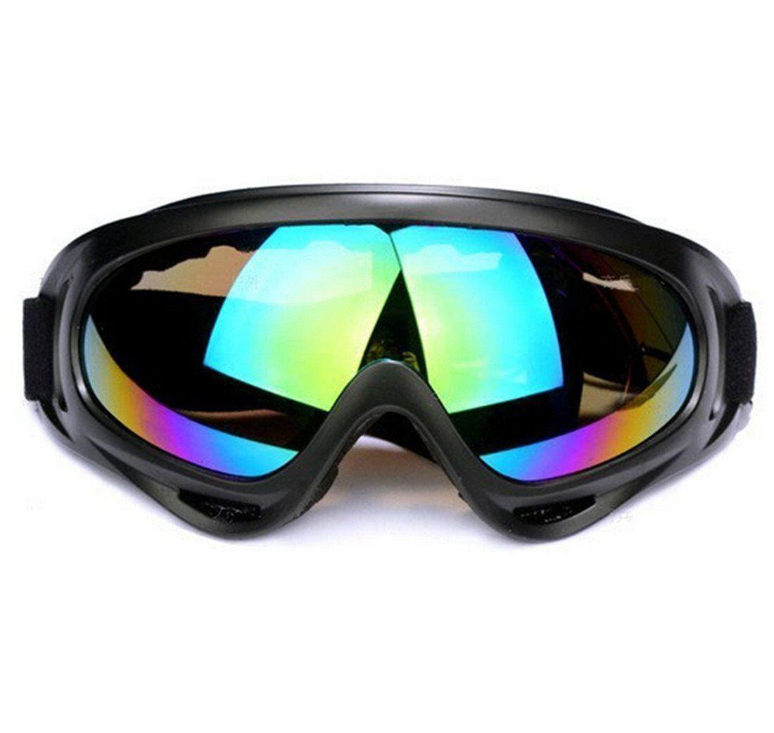 Snow Ski Goggles Men  Anti-fog Lens Snowboard Snowmobile Mot