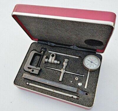 Starrett No.196 Universal Dial Test Indicator Set