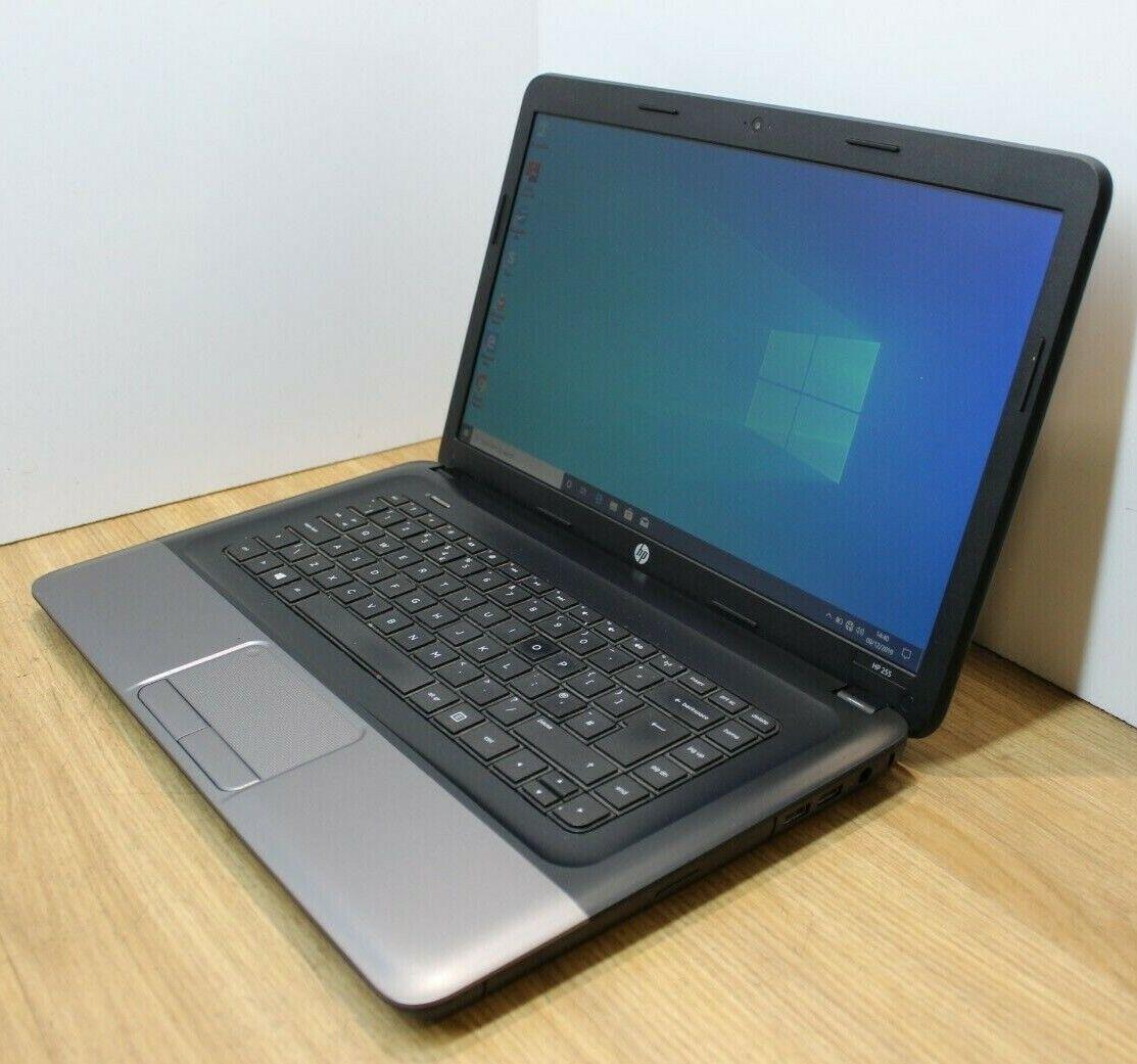 Laptop Windows - HP 255 G1 Windows 10 Laptop AMD E2-1800 APU 1.7GHz 4GB 320GB HDD