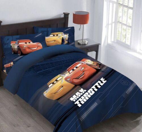 comforter set 4 piece cars full size