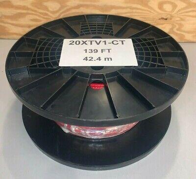 139 Ft 42.4 M Raychem 20xtv1-ct Self-regulating Heating Cable 120v Free Ship