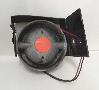 Code 3 Public Safety Equipment Slim Line Siren Motorcycle Speaker W Bracket