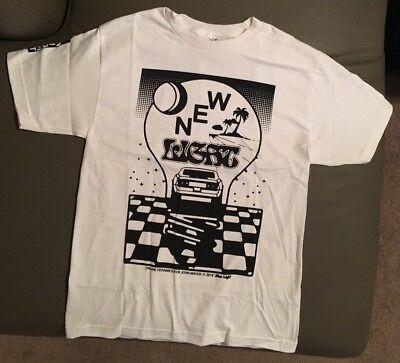 NEW LIGHT - NEW John Mayer Short Sleeve T-Shirt - MEDIUM - SOLD OUT