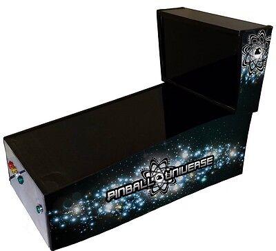 Mini Virtual Pinball Cabinet Kit - Cam Lock Assembly, Plexiglass