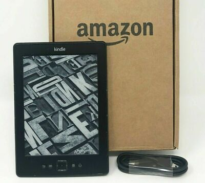 Amazon Kindle - 5th Generation - 2GB - Wi-Fi - Black - Tablet / E-Reader