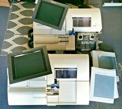 2x Abl800 Abl 800 Gas Blood Analyzer Flex Machine Sold As Parts Manuals Included