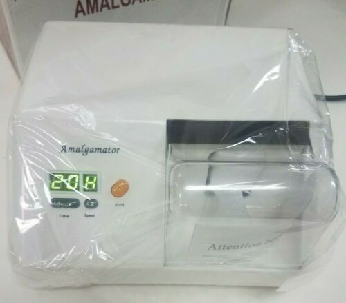 Vector Duo-Dental Amalgamator -Tested and Inspected  -New-