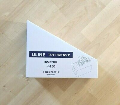 Uline H-150 Packing Tape Dispenser 2-inch Side Loaded Gun - Tape Gun Shipping