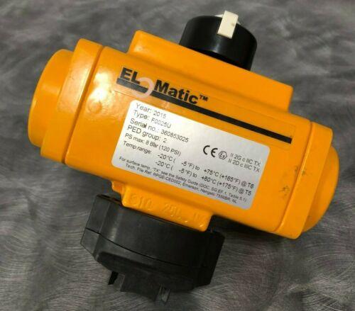 Elomatic F0025U