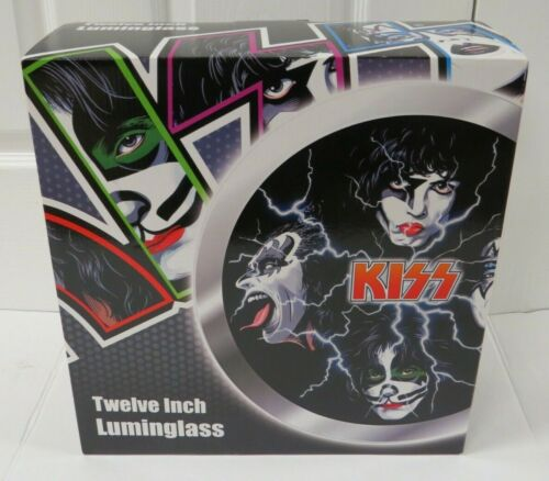 KISS LUMINGLASS SPENCERS EXCLUSIVE OFFICIAL 2003 NEW IN BOX