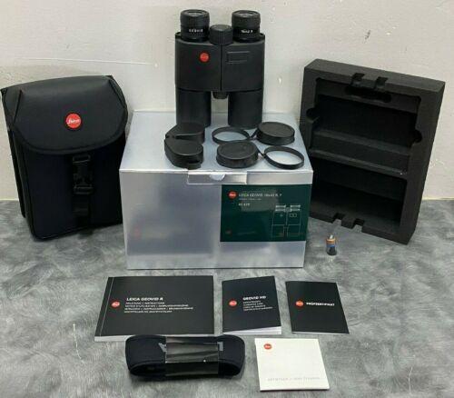 *NEW* Leica 10x42 Geovid R Binoculars / Rangefinder NICE !!! *