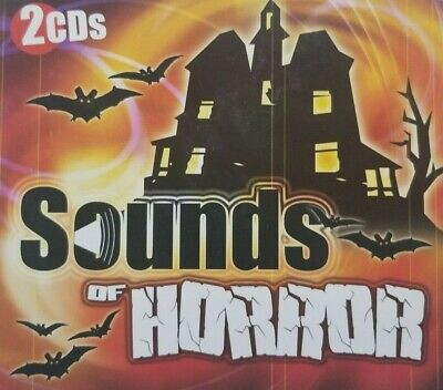 Halloween Spooky Scary - Sounds of Horror 2 Disc Set 2005 Madacy Ent](Spooky Scary Halloween Music)