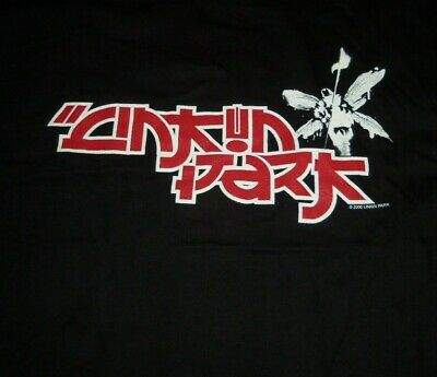 Vintage 2000 Linkin Park - Hybrid Theory Medium Shirt
