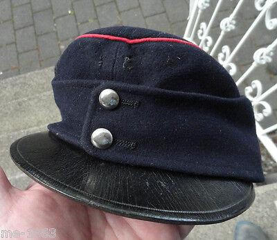 original Mütze  Schweiz um 1900  Dienstmütze Offizier