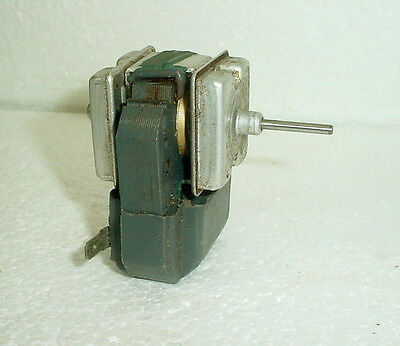 Small Ge Motor .2a 115v Shaft 18