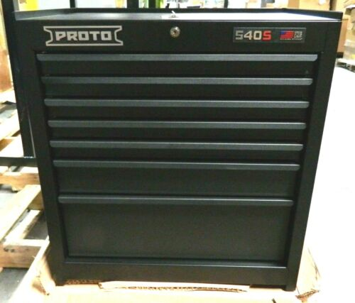 Proto 7 Drawer Steel Roller Cabinet J542735-7DB