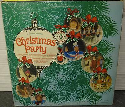 Christmas Party - 1983 Hitbound Records LP - Mike Love, Paul Revere, 3 Dog Night ()