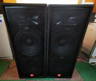 (Wi1) JBL JRX125 Loudspeakers