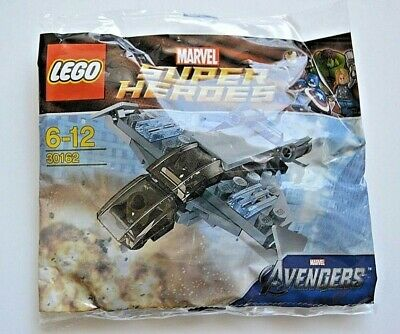 LEGO Quinjet Polybag 30162 - Marvel Avengers Super Heroes - NEW Stocking Filler