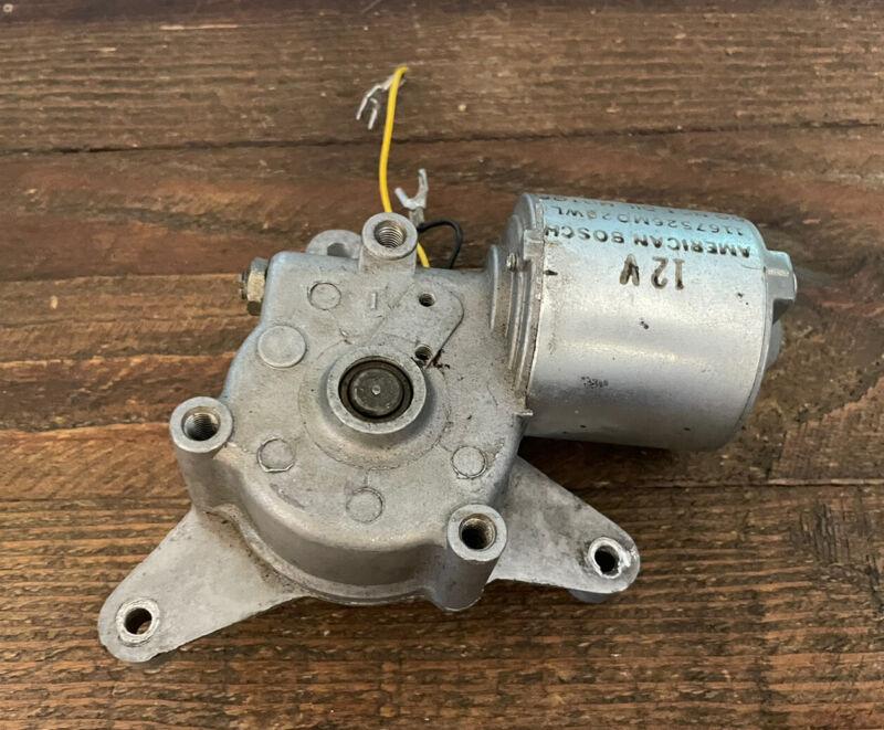 Motor Assembly for Sealed Beam Code 3 SD or XL Light Bar