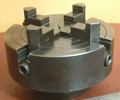 Hardinge 5 Independent 4-jaw Chuck For Hlv-h And Hlv Lathe 36 Hc Cam Lock