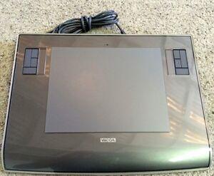 Wacom INTUOS3 6x8 Graphics tablet PTZ-630 Medium for all Macs Windows