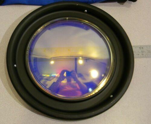 10″ Mole-Richardson Dichroic Daylight Conversion Filter 1K -2K , 7.75 Glass