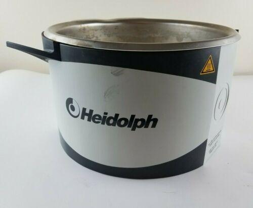 Used Heidolph Heating Water Bath 517-61000-01-0 Hei-VAP Rotary Evaporator