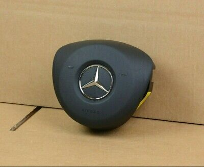 Mercedes Benz C-Class C180 C200 C250 C300 C350e Base Steering Wheel Airbag OEM
