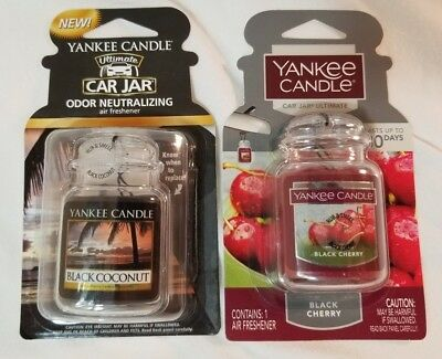 Air Fresheners Yankee Candle Ultimate Car