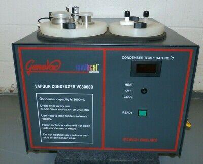 Genevac Vapour Condenser Vc3000d Untested