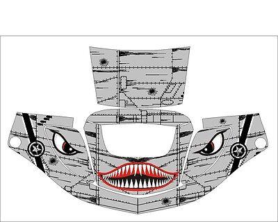 3m Speedglas 9000 9002 X Xf Auto Sw Jig Welding Helmet Wrap Decal Sticker Skin 5