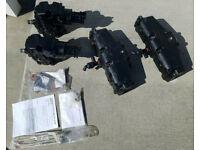 MERCRUISER Risers & Manifolds  #864929A1 #OM615000 Thru OW 309999  864929A1 V8