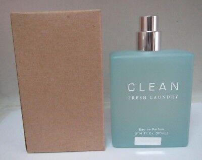 CLEAN FRESH LAUNDRY 2.14 oz Eau De Parfum Spray For Women TT New