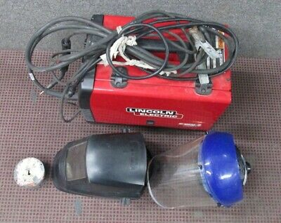 Lincoln Eletrics Weld-pak 125 Hd Welder Used W Accessory
