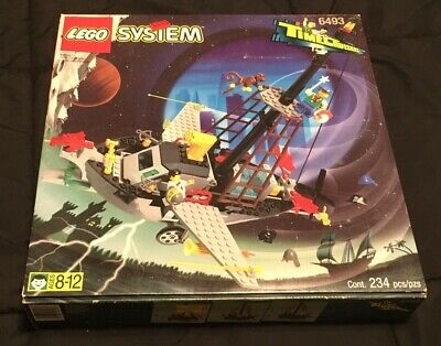 LEGO System 6493 Vintage Rare New from 1996 MISB