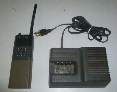 Motorola Mt1000 146-174 Mhz Vhf Full Keypad 99 Ch Two Way Radio H43gcj7190cn