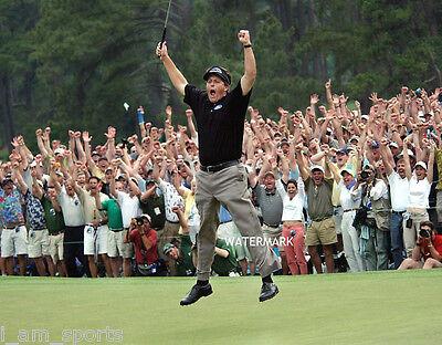 PHIL MICKELSON 2004 MASTERS CHAMPION PGA GOLF 11x14 PHOTO