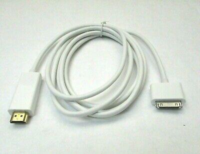 1.8m 30 Pines A HDTV Cable HDMI Digital Adaptador Av Para Apple...