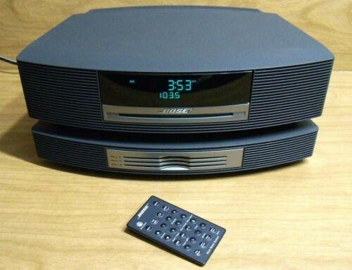 Bose Wave Sound System AWRCC1 & CD Changer, AM-FM Radio, With Remote Control