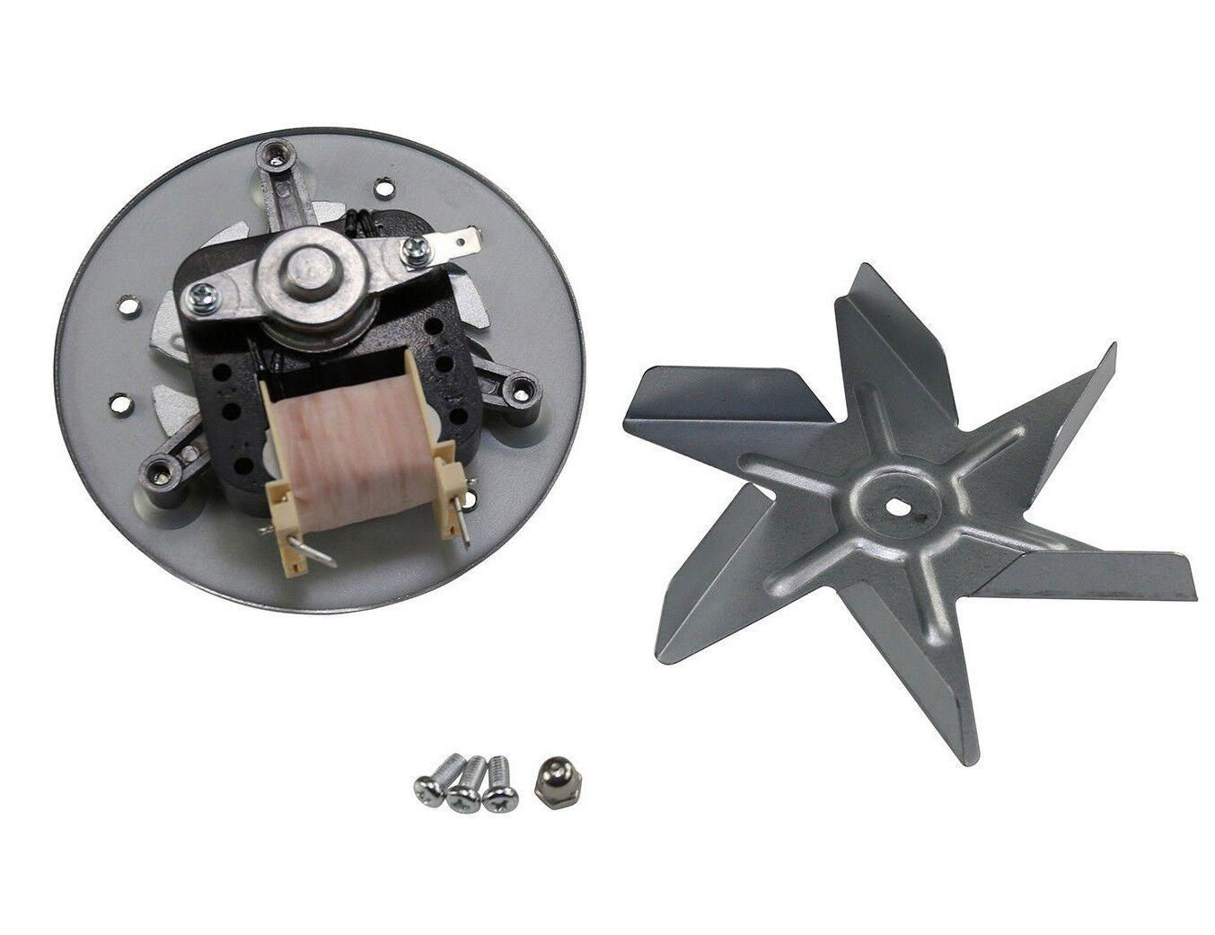 Véritable ventilateur de refroidissement moteur pour Cannon Creda Hotpoint Indesit Cuisinière Four