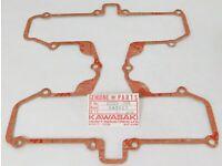 NOS Kawasaki OEM Cylinder Head Cover Gasket 1976-1980 KZ750 11023-008