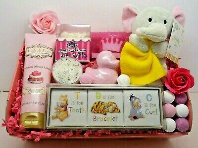 New Mummy Pamper Hamper / New Baby Girl Gift Box / Baby Shower Gift / Mum-to-Be  ()